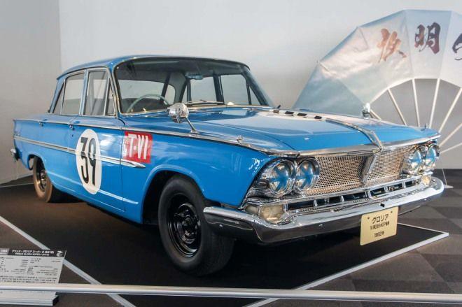 【汽車原理】日本最早的SOHC引擎是1962年的Prince
