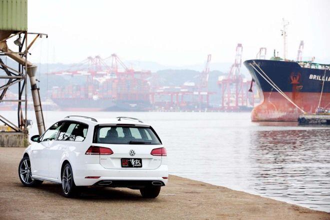 氣氛優先VW Golf Variant 280 TSI R-Line