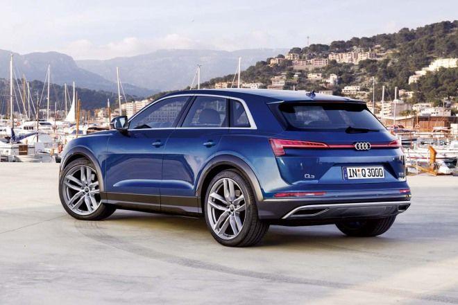 全面進攻Audi Q3最快2020上市