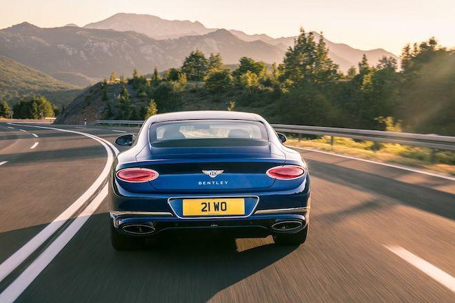 Bentley CEO證實:「下一代 Bentley Continental GT將採用電力系統」!