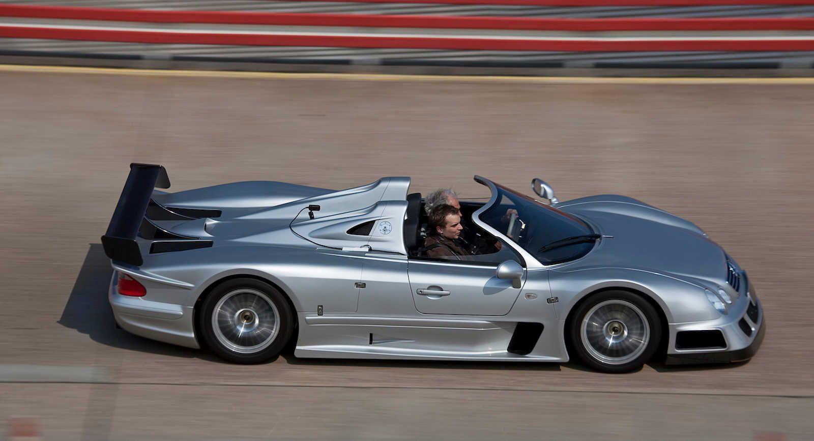 「回顧AMG V12引擎」當代最佳性能產物『Mercedes Benz CLK GTR』