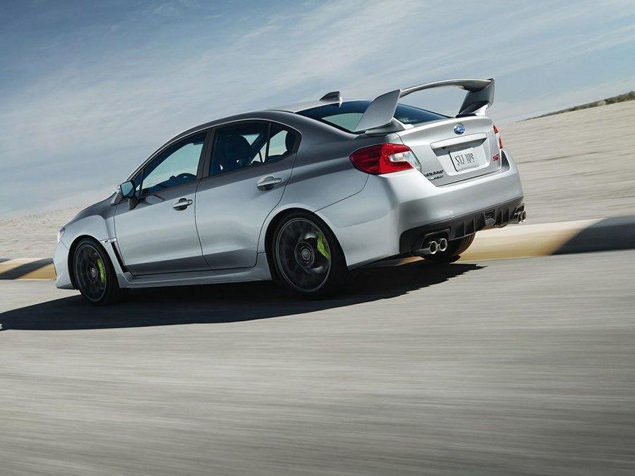 2019 Subaru WRX STI動力終於要提升了?