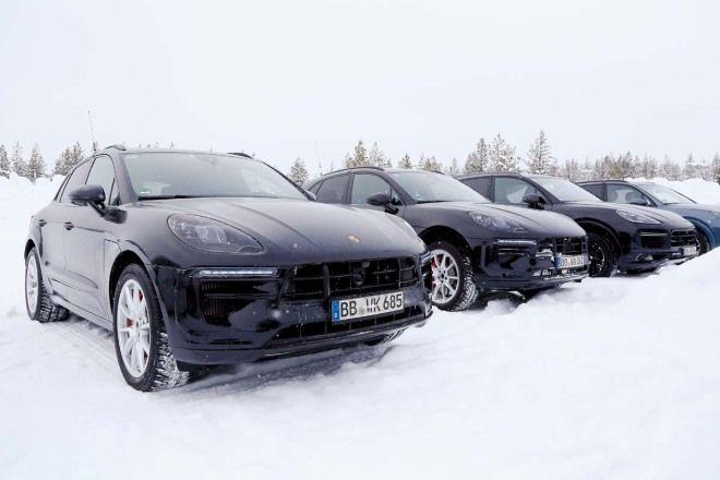 也該是時候了Porsche Macan小改款
