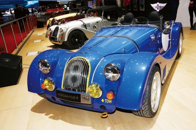 Morgan Plus 8五十週年紀念車