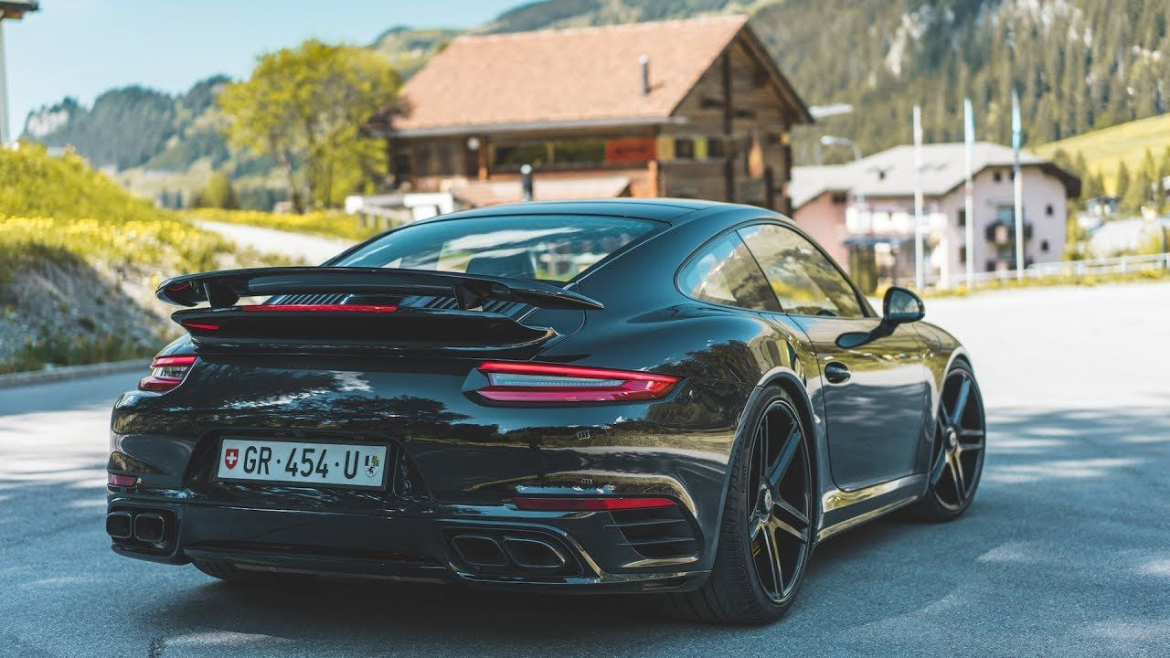 當今最悍渦輪蛙 Porsche 911 Turbo S與Model S P100D正面衝突!