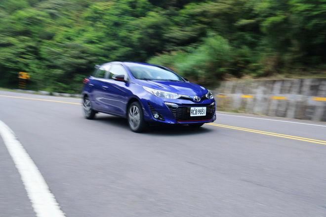 中期改款 造型、質感、安全大幅進化 2018 Toyota Yaris S試駕-動力操控篇
