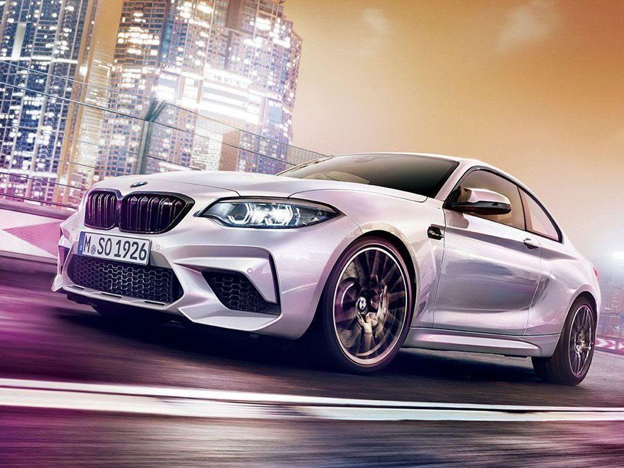 取代現有M2!BMW M2 Competition即將登場
