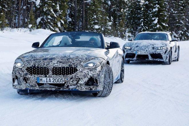 望穿秋水的BMW Z4底牌是什麼,最多再忍耐兩個月就會揭曉