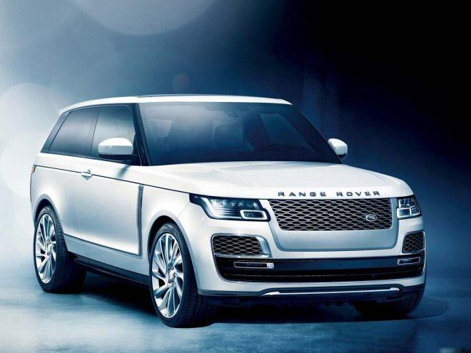Range Rover SV Coupe限量策略頂級買家趨之若鶩