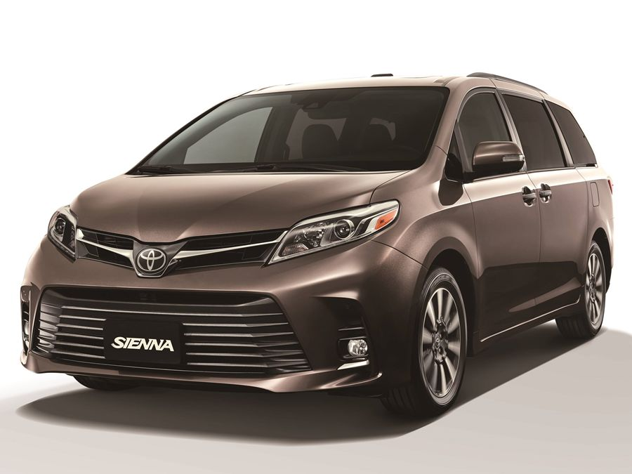 美式豪華休旅首選  TOYOTA ALL NEW SIENNA 極致安全 正式上市
