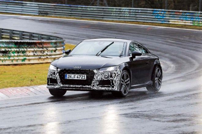 積極應戰Audi TT 小改款