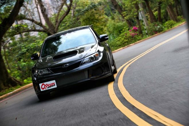 Subaru Impreza WRX STI「GRF」加速怪獸100-200km/h加速5.93秒
