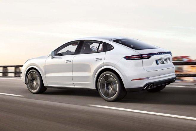 Porsche Cayenne Coupe會有純電力版本?電動的SUV真能Sport嗎?