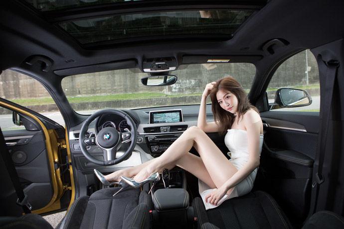 Date With LUCY - BMW X2 sDrive20i M Sport X    跨界而生 震懾全場