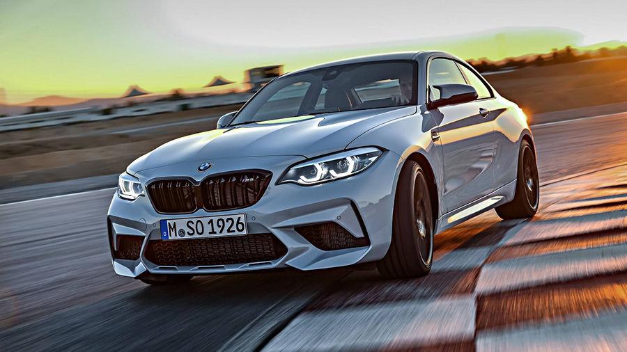 2019 BMW M2 Competition終於正式現身!滿載M Power好料與405hp!