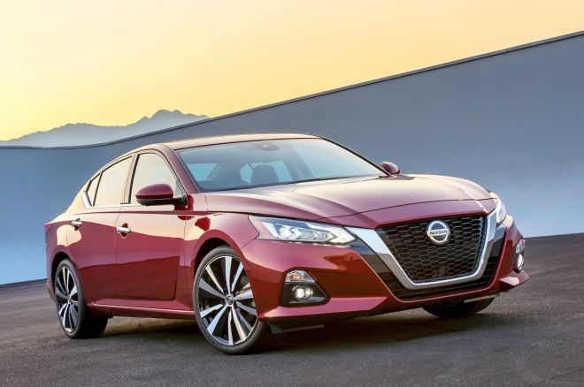 有望2019年第一季進口導入!全新第六代Nissan Altima
