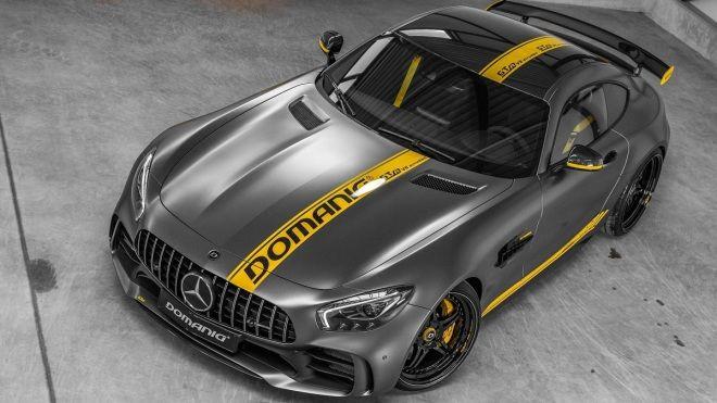 不等AMG GT R黑系列了 !  Domanig Autodesign幫你改好769hp