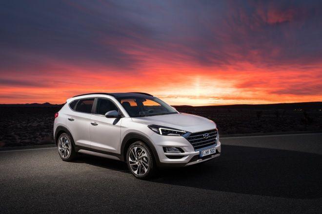 全新家族化蛻變!小改款Hyundai Tucson