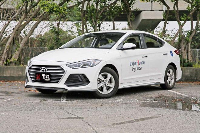 Hyundai Elantra 1.6一軍車型二軍動力-4位準車主的看法