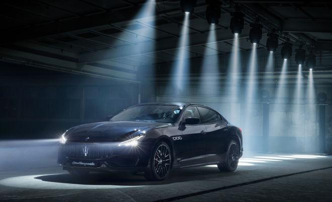 Maserati Quattroporte GTS GranSport Nerissimo Edition限量5席 珍稀登場
