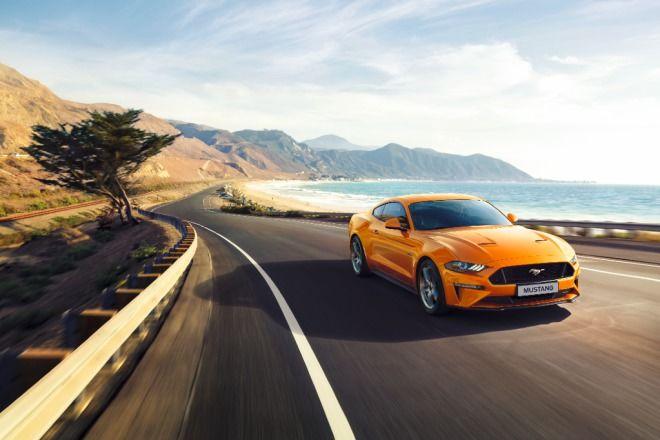 Ford Mustang連續第三年榮登全球雙門跑車銷售冠軍