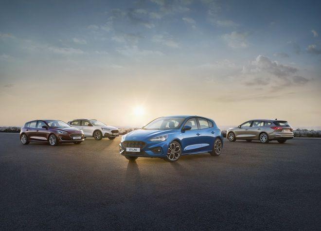全面高科技化加持!大改款4代目Ford Focus