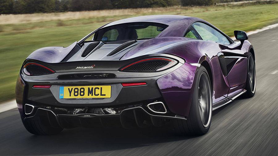 根本音樂播放器!McLaren替Sport Series推出全新鈦排氣系統