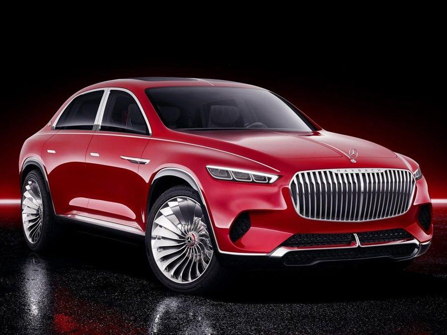 奢華SUV外型該走這條路?Mercedes-Maybach Ultimate Luxury
