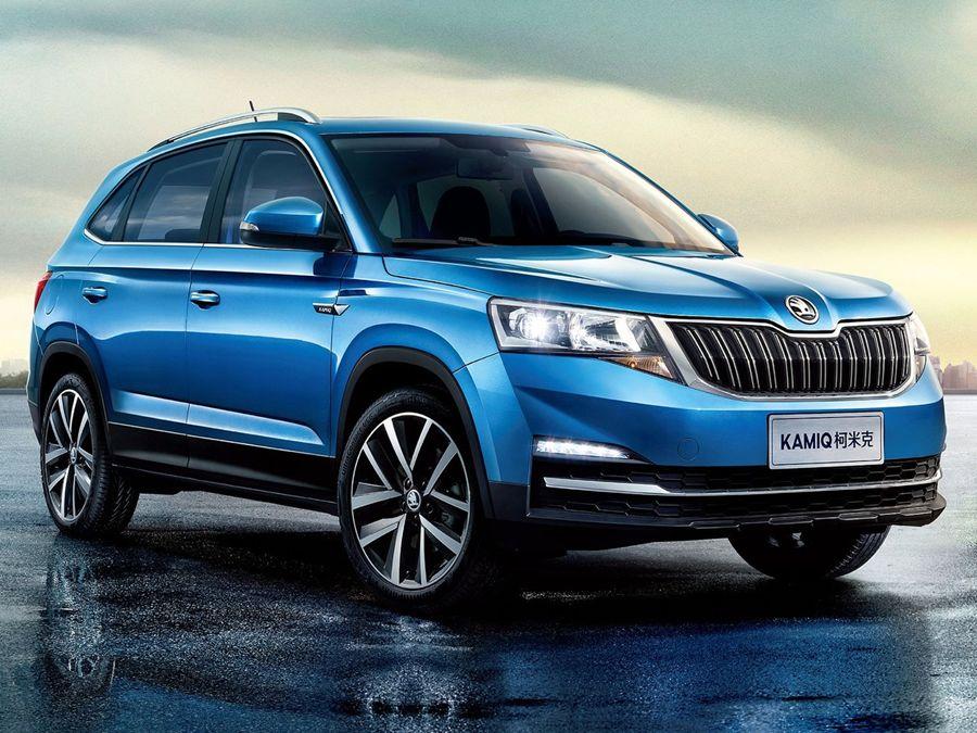 Skoda推出專屬中國市場小型SUV車款Kamiq