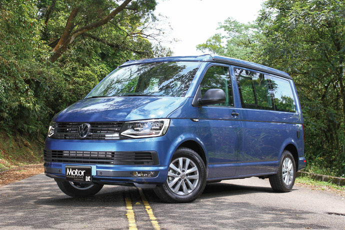 加州海洋之旅    Volkswagen California Beach