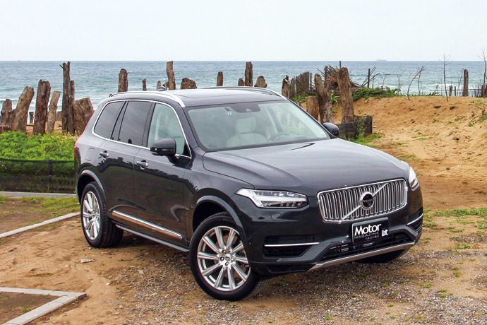 神盾級安全堡壘    Volvo XC90 T8 Inscription