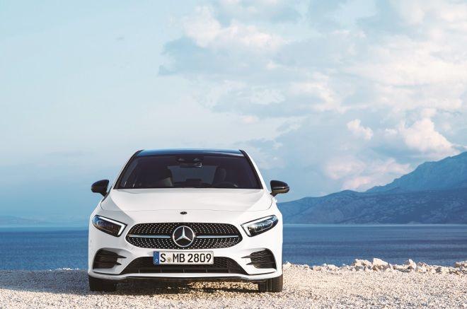 [2018下半年熱門新車專題連載4/7]  Mercedes-Benz A-Class  更有入主賓士的理由!