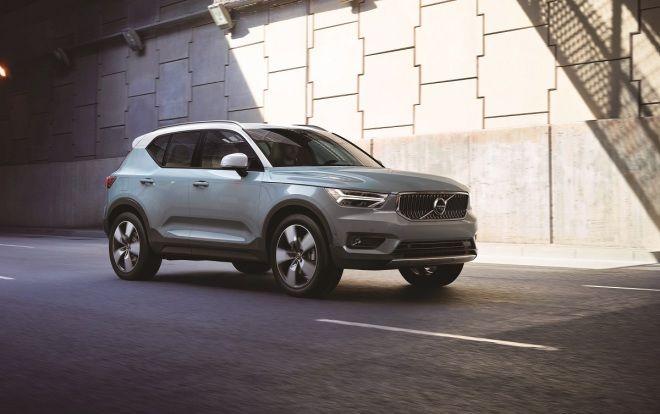 [2018下半年熱門新車專題連載3/7]  Volvo XC40  歐洲年度風雲車的禮讚