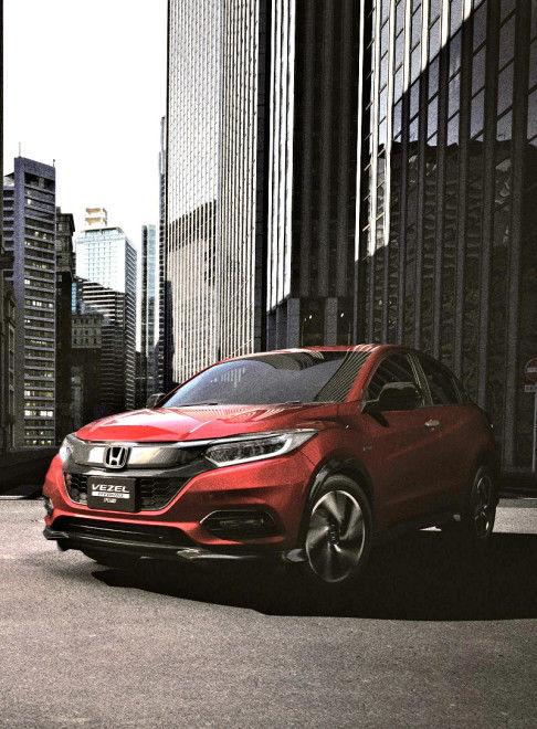 [2018下半年熱門新車專題連載2/7]   Honda HR-V小改款  人氣跨界再進化