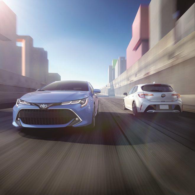 [2018下半年熱門新車專題連載1/7] Toyota Auris  掀背重砲降臨