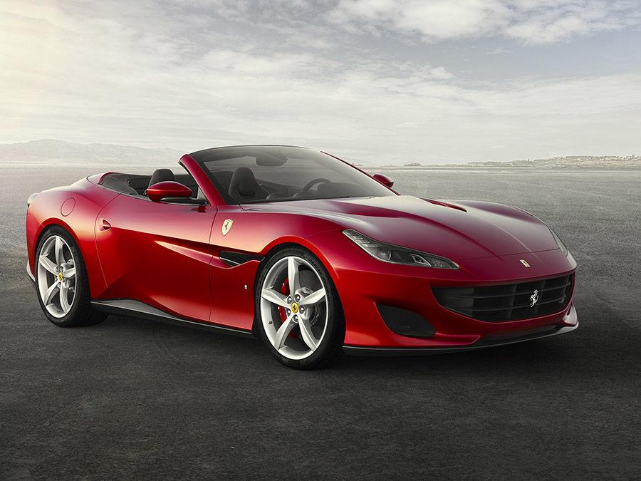 Ferrari Portofino敞篷GT跑車正式在台發表上市