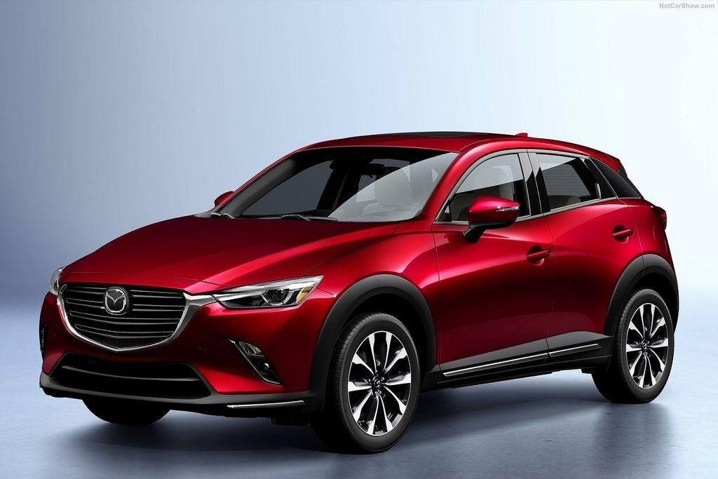 眼睛要睜大 Mazda CX-3
