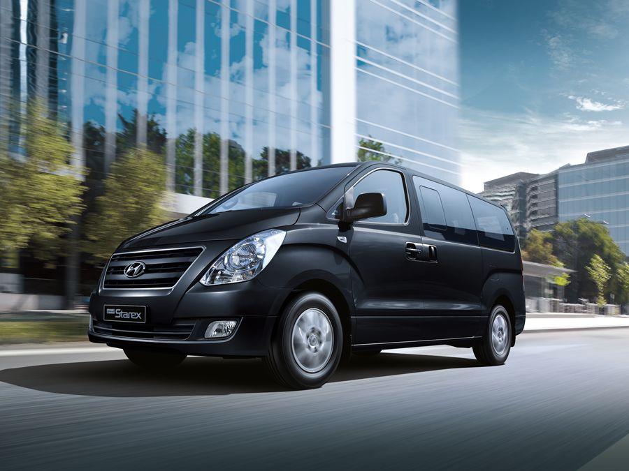 HYUNDAI GRAND STAREX 9人座商旅車優惠售價129.8萬元起