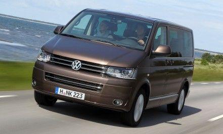2014年度最佳進口MPV VW T5 Multivan