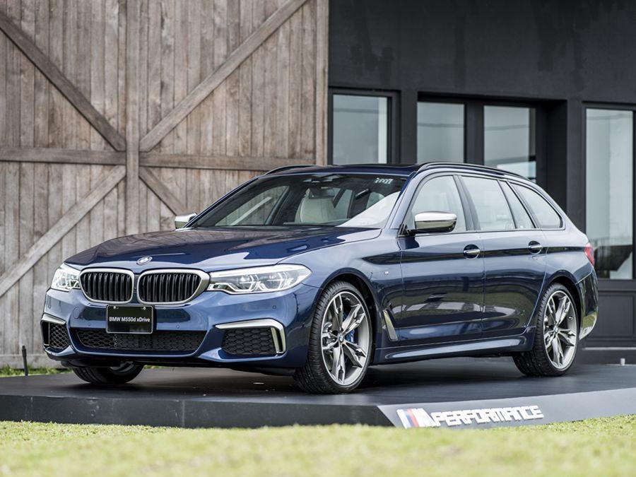 全新BMW M550d xDrive Touring震撼上市!