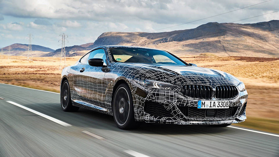 BMW官方證實M850i xDrive擁有523hp和76.5kgm的最大輸出!