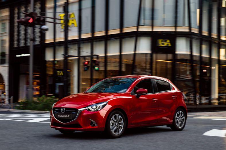 演繹跨級距時尚風貌2019 Mazda2精進上市