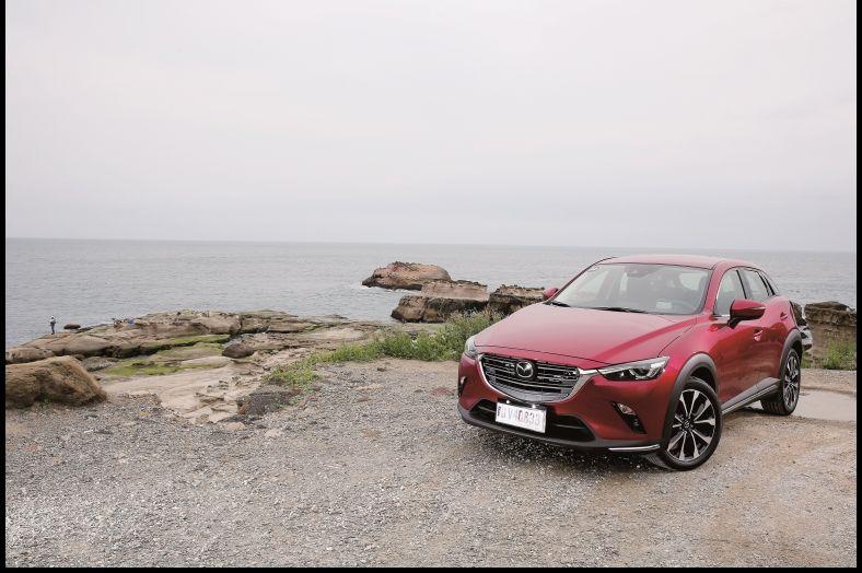 無聲勝有聲!Mazda CX-3