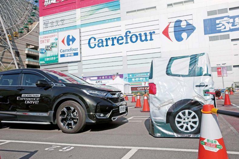 車輛安全好幫手Honda Sensing實測體驗