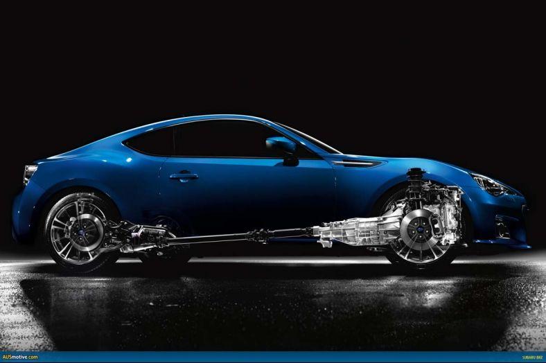 【直列vs.水平對臥引擎專題-PART7】因低重心而暢銷的Toyota 86和Subaru BRZ