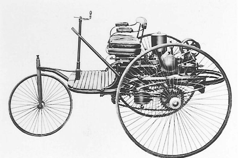 【直列vs.水平對臥引擎專題-PART3】世界最早的汽油引擎 是水平汽缸而不是直式汽缸!