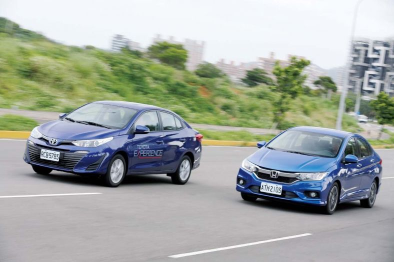 本質之戰 Toyota Vios vs. Honda City (3/3)動力操控比較