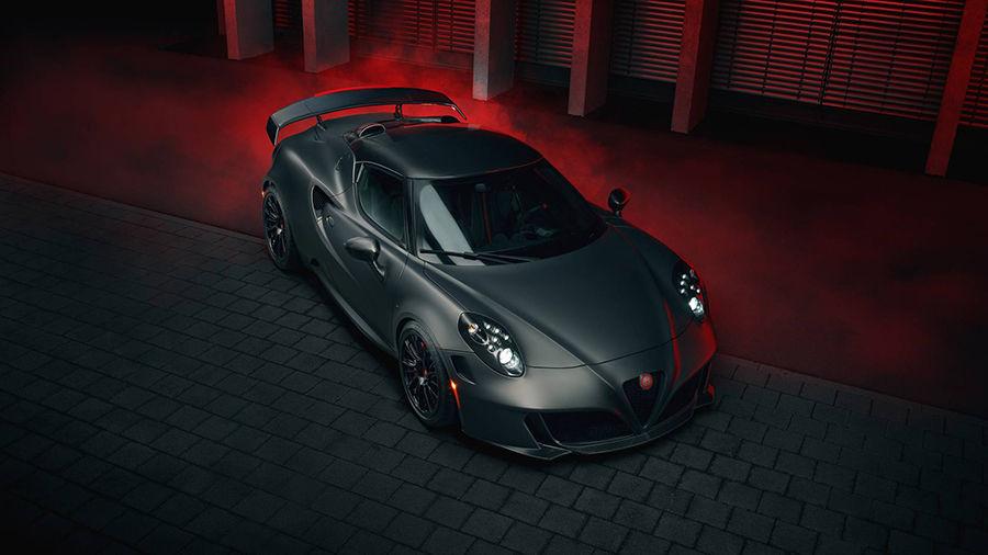嫌Alfa Romeo 4C動力太疲軟?那讓Pogea Racing推出Nemesis供應2倍馬力!