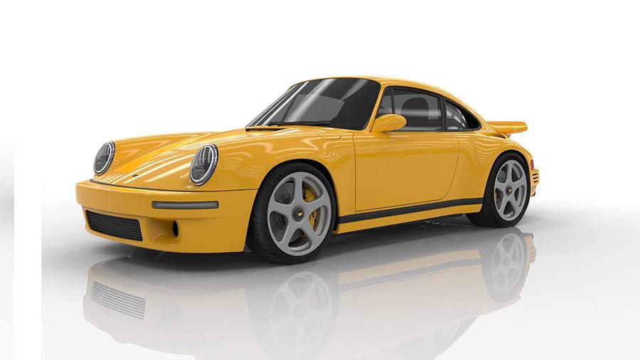 比Porsche更快呈現中置引擎911的概念!Ruf CTR3拍賣中