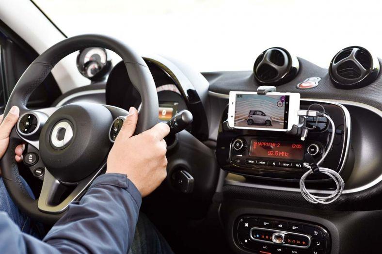 手機即車機?科技始終來自於惰性